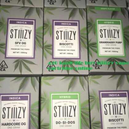 buy stiiizy vape cartridge online